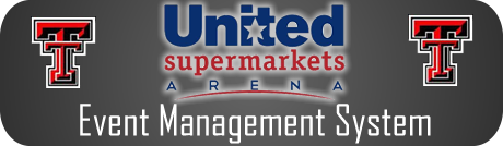 United Supermarkets Arena Event Management System